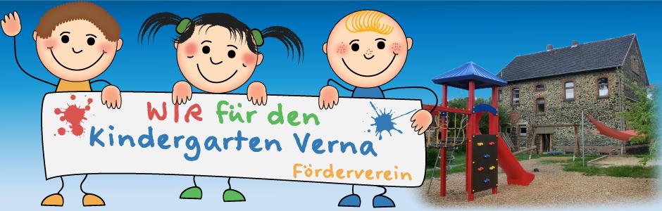 Förderverein WIR für den Kindergarten Verna e. V.